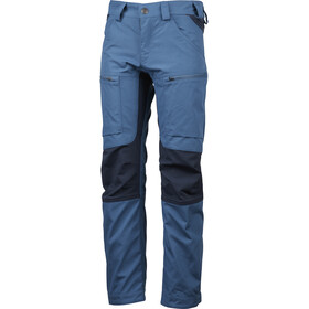 Lundhags Lockne Pants Kids azure/deep blue